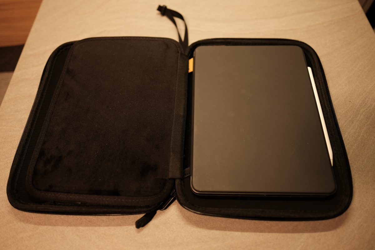Tablet im Wohnmobil mit Case schützen